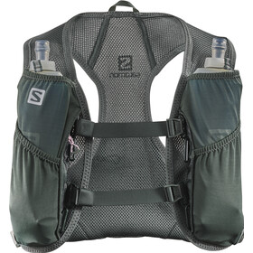 Salomon Agile 2 Backpack Set urban chic/shadow